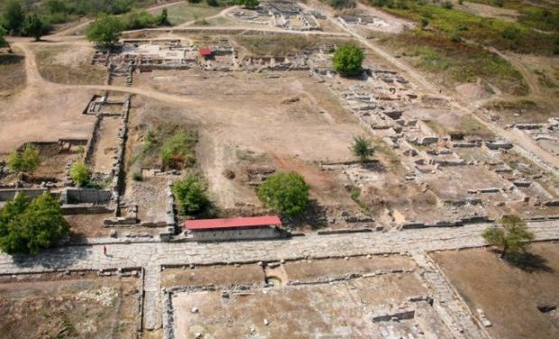 ΑΠΘ: Εγκαίνια της περιοδικής έκθεσης «Ανασκαφή Δίου. Μία διαδρομή 90 χρόνων. 1928-2018»