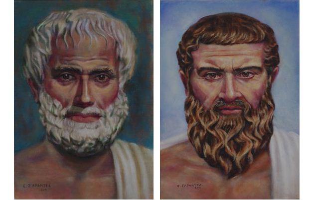 «ΤΟ ΕΝΤΟΣ ΑΓΑΛΜΑ»: Έκθεση πορτρέτων αρχαίων Ελλήνων στο Μουσείο Αρχαίας Ελληνικής Τεχνολογίας Κ. Κοτσανά