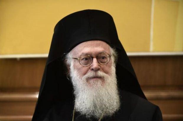 Η Ανώτατη Τιμητική Διάκριση του ΑΠΘ στον Αρχιεπίσκοπο Αλβανίας Αναστάσιο