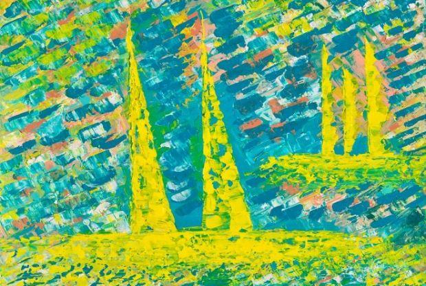 «4×4» Ομαδικό Εικαστικό Project στη Dépôt Αrt gallery