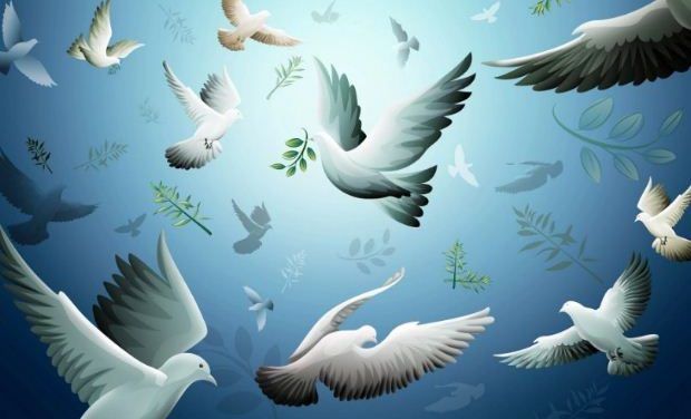 Από την Ευνομία και τη Δίκη στην Ειρήνη