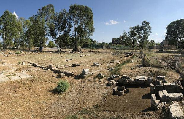 Ανασκαφές στη Νότια Παλαίστρα της Ερέτριας από την Ελβετική Αρχαιολογική Σχολή