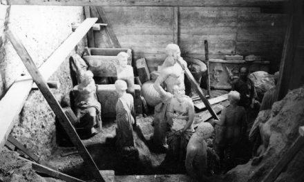 Επιστημονική συνάντηση «Αρχαιολογία και Πολιτική του Πολιτισμού στην Εποχή της Βαρβαρότητας (1940-44)»