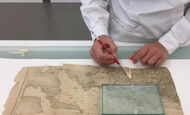 Η Εθνική Βιβλιοθήκη γιορτάζει την Ευρωπαϊκή Ημέρα Συντήρησης της Πολιτιστικής Κληρονομιάς