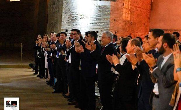 Μεγάλη η προσέλευση του κοινού στη «Μουσική της Ροτόντας» του Δημήτρη Μαραμή