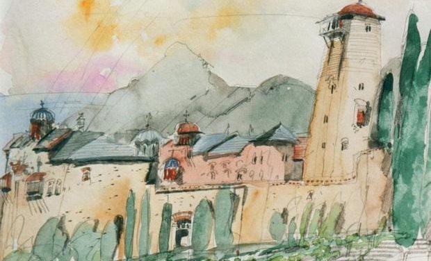 Αφιέρωμα στην Ιερά Μονή Κουτλουμουσίου Αγίου Όρους και τις νέες της εκδόσεις