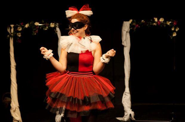 Παιδική παράσταση «Νάρκισσος & Ηχώ… και άλλες μεταμορφώσεις» από τη θεατρική εταιρία ΘΕΑΜΑ
