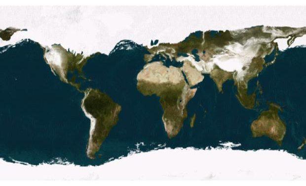 Οι εποχές των παγετώνων στον πλανήτη μας