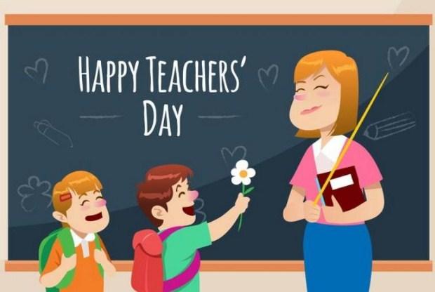 Η φωτογραφία της ημέρας: Παγκόσμια Ημέρα Εκπαιδευτικών 2018