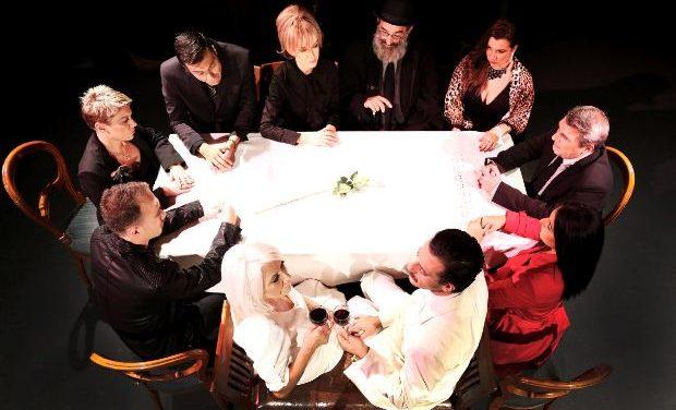«ΠΑΙΧΝΙΔΙ ΖΩΗΣ» από την Παρασκευή 9 Νοεμβρίου στο θέατρο Μπέλλος