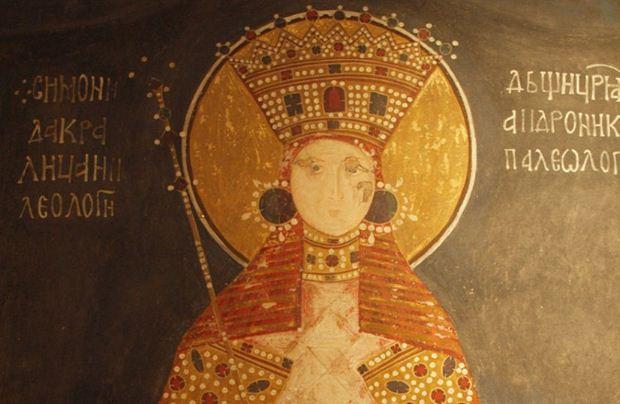Σιμωνίς η Παλαιολογίνα, μια νύφη 5 ετών στη Σερβική Aυλή