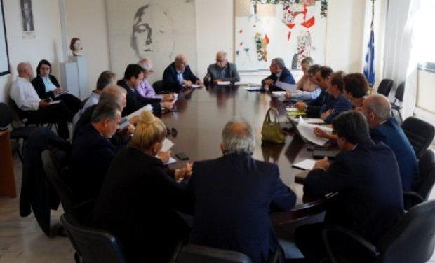 Ομοφωνία θέσεων στη σύσκεψη για το Πανεπιστήμιο Θεσσαλίας