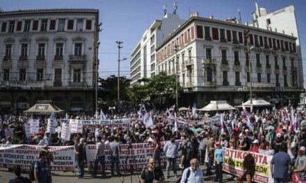 ΟΛΤΕΕ: Γενική Απεργία – Κάλεσμα για συμμετοχή στα συλλαλητήρια της Τετάρτης 14 Νοεμβρίου 2018