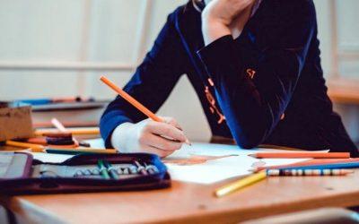 Γράμμα μαθήτριας προς τους καθηγητές της…