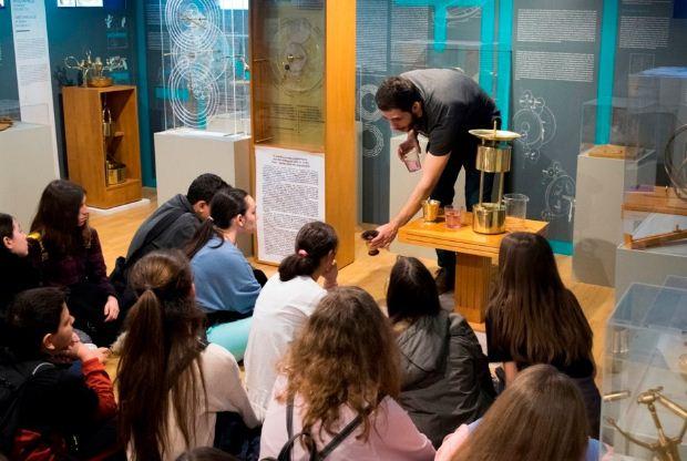 Ψυχαγωγικά εργαστήρια για μικρούς και μεγάλους στο Μουσείο Κοτσανά