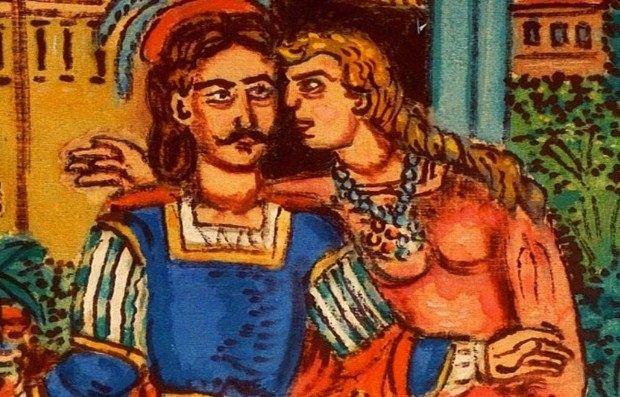 Έρωτας και πολιτική συγκυρία στον Ερωτόκριτο
