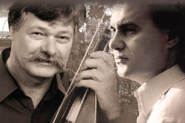 Δύο ξεχωριστά βράδια γεμάτα μουσική με τους Χαράλαμπο Γαργανουράκη και Νίκο Ανδρουλάκη