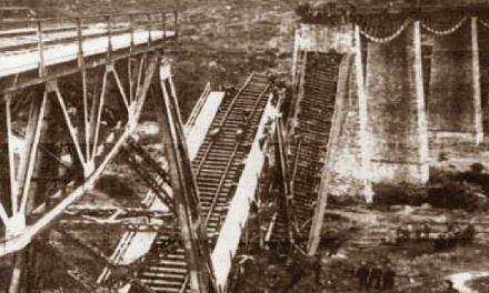 Η ανατίναξη της γέφυρας του Γοργοποτάμου, 25 Νοεμβρίου 1942