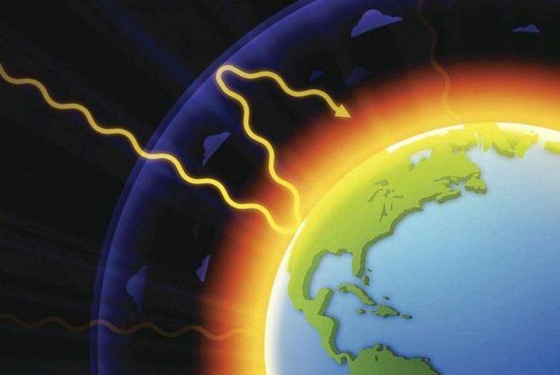 Η επίδραση της ηλιακής ακτινοβολίας στο κλίμα της Γης