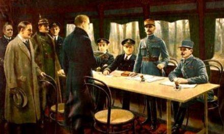 11 Νοεμβρίου 1918: Η λήξη του Α΄ Παγκοσμίου Πολέμου