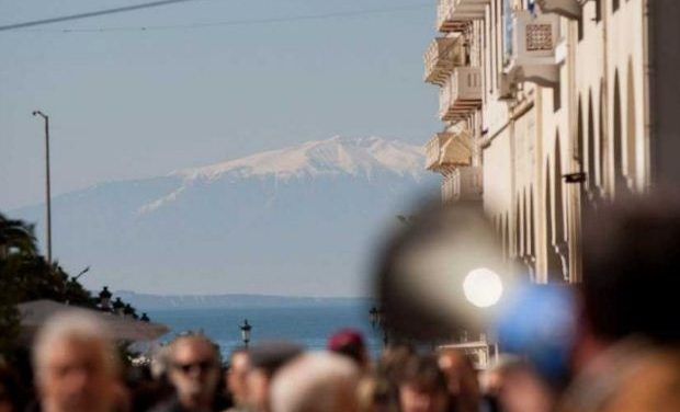 Θεσσαλονίκη: Συγκέντρωση διαμαρτυρίας στο άγαλμα Βενιζέλου ενάντια στο ν/σ του ΥΠΠΕΘ