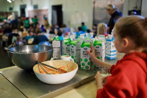 Ξεκίνησε το Πρόγραμμα «Σχολικά Γεύματα» σε 950 σχολεία της χώρας