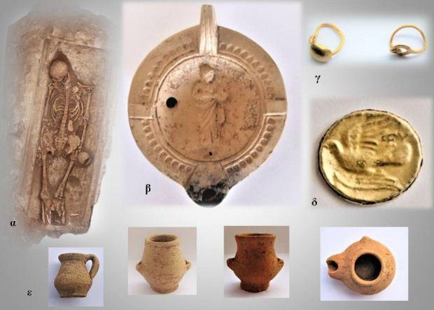 Αρχαιολογική έρευνα στο Χιλιομόδι Κορινθίας