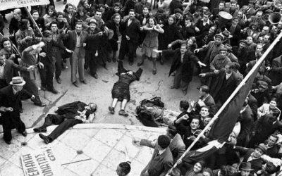 Τα Δεκεμβριανά: η αρχή του εμφυλίου, Δεκέμβριος 1944