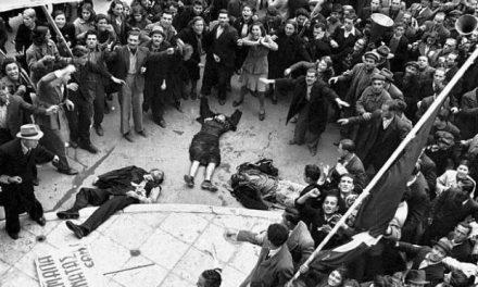 Τα «Δεκεμβριανά», 3 Δεκεμβρίου 1944