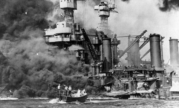 Η ιαπωνική επίθεση στο Πέρλ Χάρμπορ, 7 Δεκεμβρίου 1941