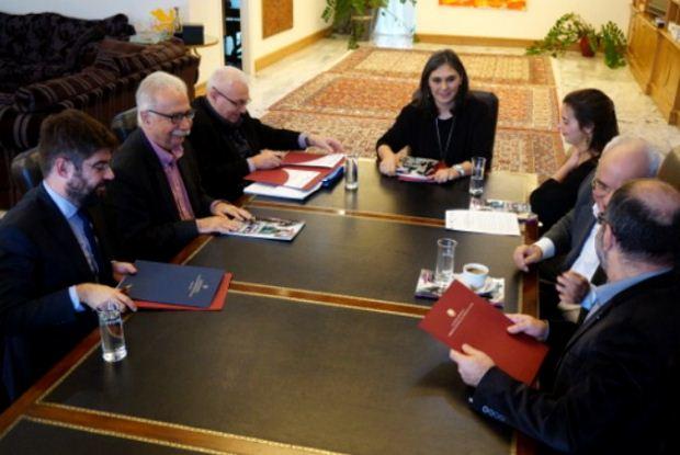 Προγραμματική συμφωνία για την ανάπτυξη προγραμμάτων ελληνομάθειας στις φυλακές