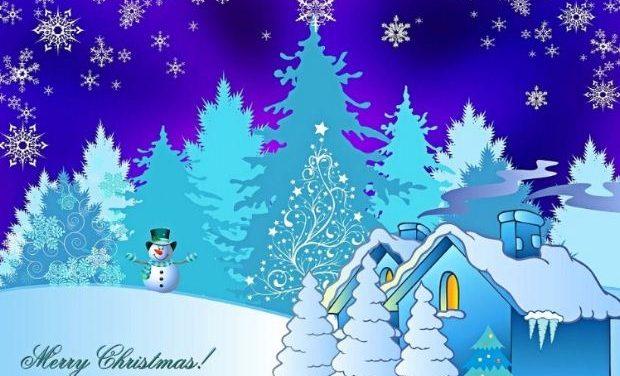 Ευτυχισμένα Χριστούγεννα 2018!