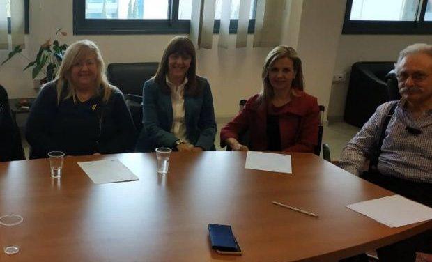 Σύμφωνο Συνεργασίας μεταξύ ΥΠΠΕΘ και Συλλόγου Ελλήνων Ψυχολόγων