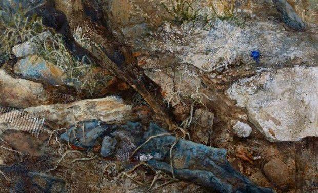 Ατομική έκθεση της ζωγράφου Τάνιας Δρογώση με τίτλο «Ατάκτως ερριμμένα»