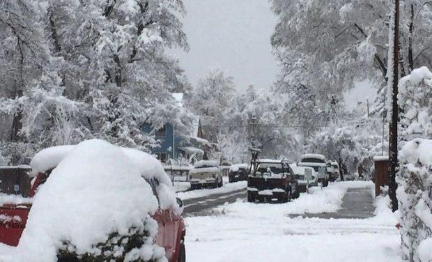 Επιδείνωση του καιρού με χιονοπτώσεις, παγετό, ισχυρές βροχές και καταιγίδες