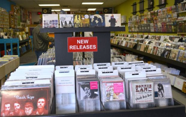 Μουσική: Τα 10 πρώτα σε πωλήσεις // 20 έως 27 Δεκεμβρίου 2018
