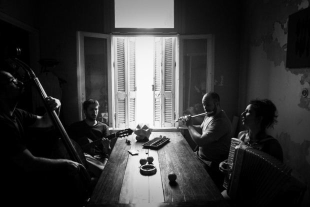 Olive & the Sardines Live / Πέμπτη 24 Γενάρη @Ζώγια