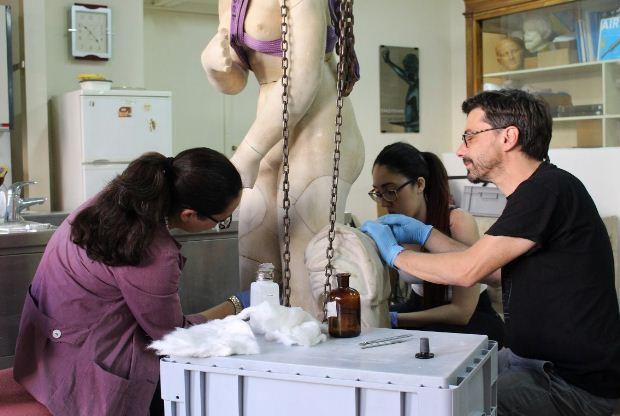 Το Εθνικό Αρχαιολογικό Μουσείο αποκαλύπτει τα μυστικά του / ΑΝΟΙΧΤΟ ΜΟΥΣΕΙΟ Πέμπτη 24.1