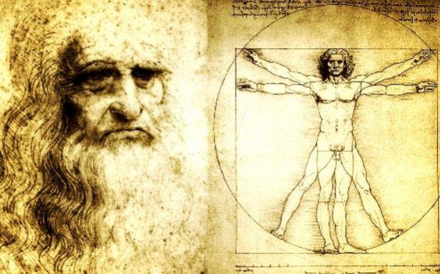 «Λόγος 6» στην Εθνική Βιβλιοθήκη: «Λεονάρντο ντα Βίντσι – 500 χρόνια από τον θάνατό του»