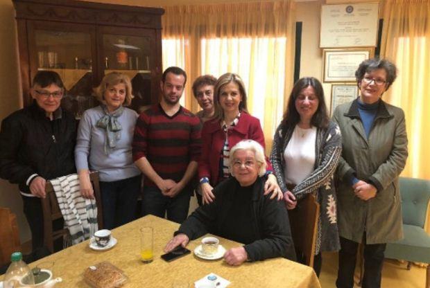 Συνάντηση Μ. Τζούφη με την ΕΛΕΠΑΠ Ιωαννίνων