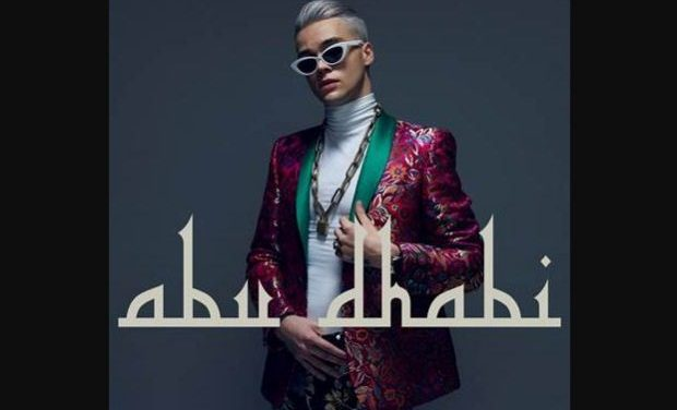 Mikolas Josef // New Single – ABU DHABI