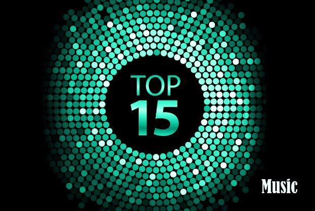 Μουσική – Top 15 // Σεπτέμβριος 2018-Φεβρουάριος 2019