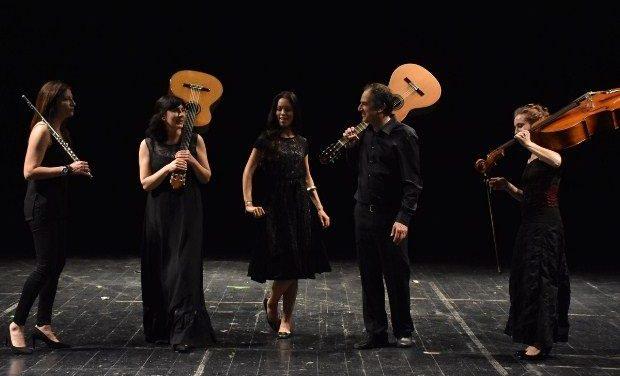 Το μουσικό σχήμα «DIACHRONIKO» σήμερα το βράδυ στη Ζώγια