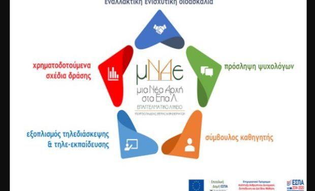 Επιμόρφωση εκπαιδευτικών στο πλαίσιο του προγράμματος «Μια Νέα Αρχή στα ΕΠΑΛ»