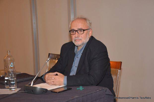 Ζαχαρίας Σκούρας: Βιολογία και κοινωνία / 3 Απριλίου, Ανοικτό Πανεπιστήμιο Δ. Θεσσαλονίκης