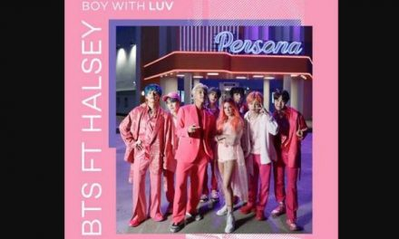 New Single // BTS – «Boy With Luv» ft. Halsey