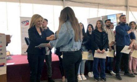 Με επιτυχία πραγματοποιήθηκε η 2η Έκθεση των ΕΠΑ.Λ. στα Ιωάννινα