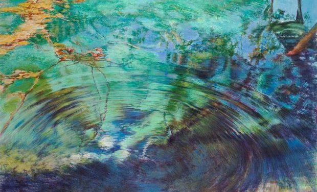Ανοιχτή ξενάγηση στην έκθεση ζωγραφικής της Χρύσας Βέργη «Flumen Vitae»