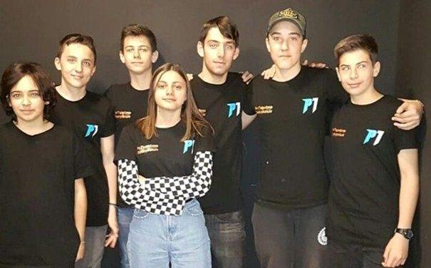 Στους Τελικούς του διεθνούς διαγωνισμού «F1 in schools» το 1ο Γυμνάσιο Βριλησσίων