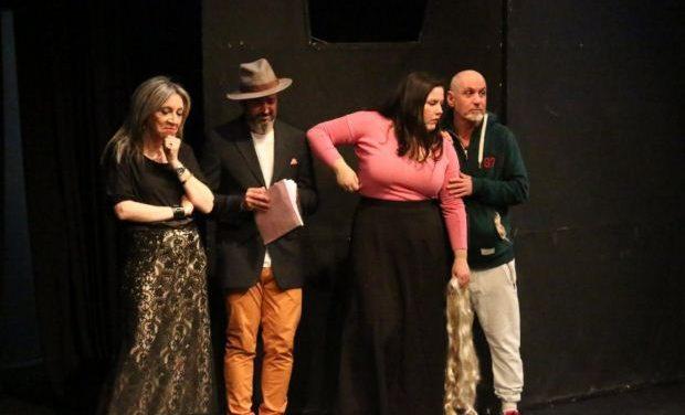 Η κωμωδία «Γίναμε… θέατρο» για ακόμα ένα τριήμερο στο Θέατρο Σοφούλη